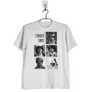 Camiseta Stranger Things Fotos